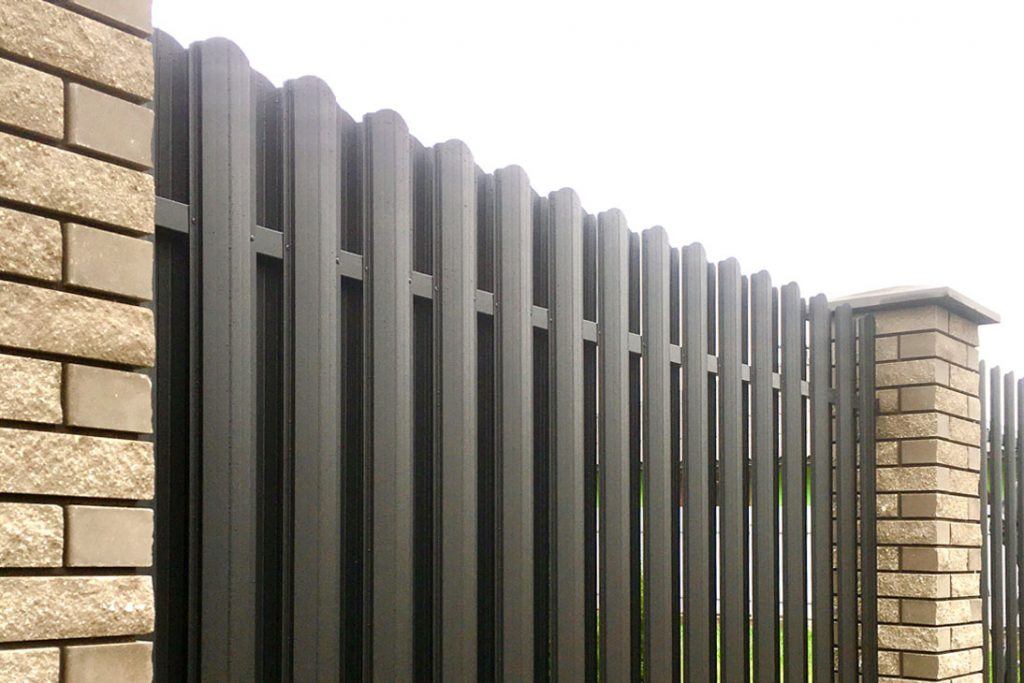 Забор Евроштакетник