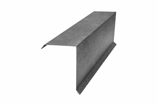 Торцевая планка из оцинкованной стали
